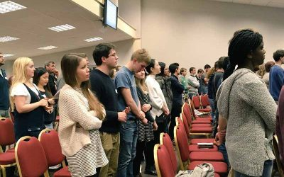 What happened at this year's Ministry Trainee Conference