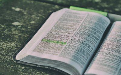 Meditating on Scripture